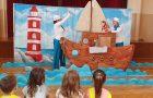 Gledališče KU-KUC in gledališko-lutkovna predstava Na čiribarki